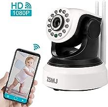 Pet Camera, Super 1080P HD Video Monitoring Home Camera, 2 Way Audio, Baby Monitor Night Vision, Motion Detection, Indoor Camera, Baby Camera with Cloud Storage