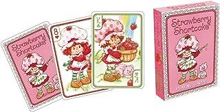 Aquarius Strawberry Shortcake Playing Cards