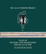 Tales Of Mystery & Imagination: 40th Anniversary Edition (BR- Audio)