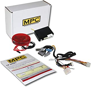 MPC Plug-n-Play Factory Remote Activated Remote Start Kit for 2015-2016 Honda CR-V - T-Harness - w/FlashLink Updater