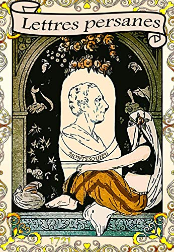 Lettres persanes: de Montesquieu (1721)