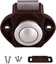 Fait Adolph Knopslot 20mm Lade Klink Knopsloten Voor Meubels Hardware Camper Auto Push Lock Klink RV Caravan Boot Kabinet ...