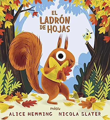 El ladrón de hojas (Miau)
