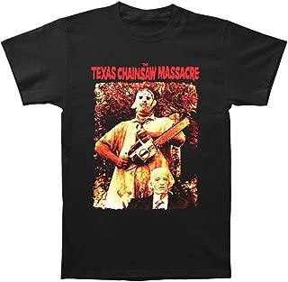 Texas Chainsaw Massacre - Leatherface & Grandpa T-Shirt Size M