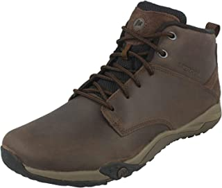 Merrell Mens Casual Walking Trainer Helixer Morph Frost