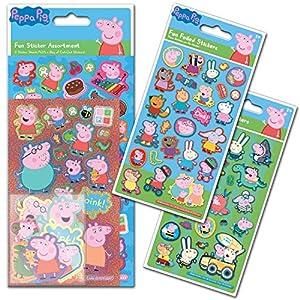 Paper Projects 01.70.24.047 Peppa Pig - Paquete de pegatinas estándar , color/modelo surtido