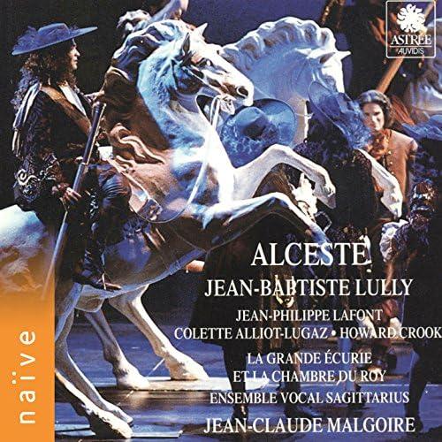 Jean-Claude Malgoire, Michel Laplénie, Ensemble Vocal Sagittarius, La Grande Écurie et la Chambre du Roy