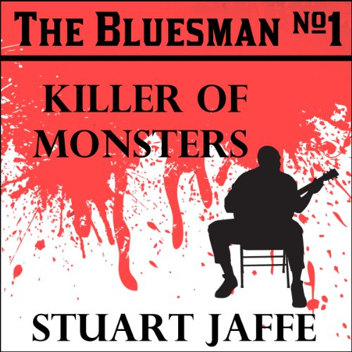 Killer of Monsters audiobook cover art