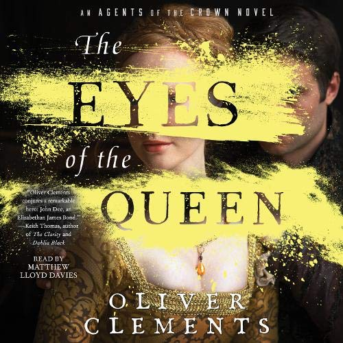 The Eyes of the Queen  By  cover art