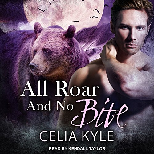 All Roar and No Bite audiobook cover art