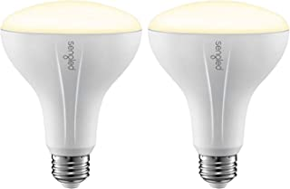 Sengled Smart Light Bulb LED Soft White (Hub Required), Smart LED Light 2700K 65W Equivalent BR30 Dimmable, Compatible with Alexa/Echo Plus/SmartThings/Google Assistant/IFTTT, 2 Pack