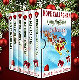 Cozy Mysteries Collection: (Heart & Holiday Edition) by [Hope Callaghan]