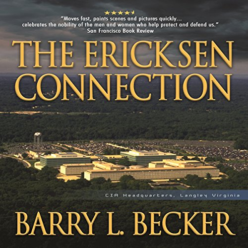 The Ericksen Connection audiobook cover art