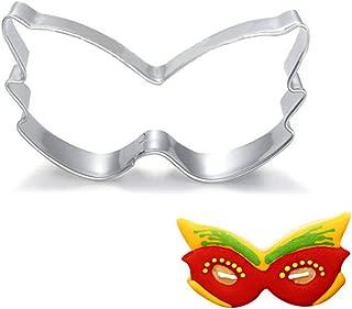 WJSYSHOP Mask Shape Cookie Cutter