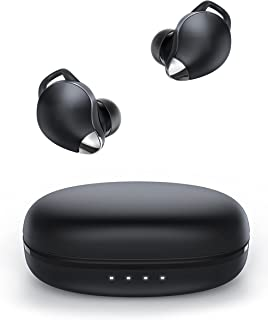 Wireless Earbuds, Bluetooth Headphones with Smart AI Noise Reduction Technology for Clear Calls, Single/Twin Mode, USB Typ...