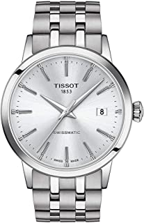 mens Classic Dream Stainless Steel Dress Watch Grey T1294071103100