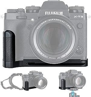 Mcoplus GB-X100 X100 Metal Hand Grip+Quick Release L Bracket as MHG-X100 Replacement fit Fujifilm Fuji X100 X100S X100T