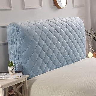 kaiyingyu antipolvere e antiscivolo 1,2 m Testiera elastica per letto in legno e pelle impermeabile