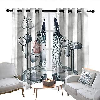 bamboo beaded supreme curtain