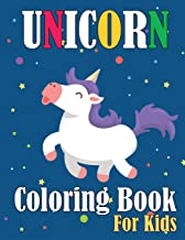 Unicorn Coloring Book for Kids: Unicorn for Beginners: An Unicorn Coloring Book with Fun, Easy, and Relaxing Unicorn Coloring Pages