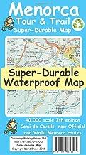 Menorca Tour & Trail Super-Durable Map (7th ed)
