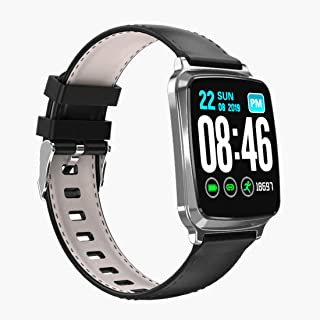 CWBB M8 Smart Watch Hs6620D presión Arterial Impermeable Fitness Tracker Reloj Reloj Sport Llamada recordatorio Smart Band Bluetooth para iOS