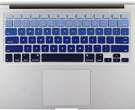 All-inside Blue Ombre Color Keyboard Skin for MacBook Pro 13