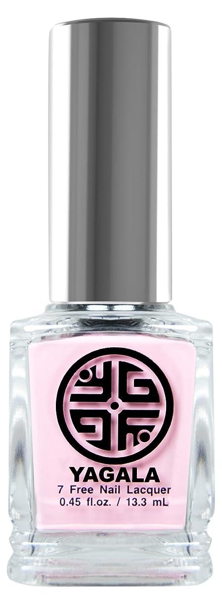 ふざけたおもてなしグローバルYaGaLa ネイルラッカー002Favorite Pink マット