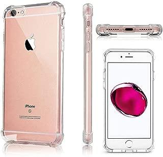 iPhone 6 Plus-6S Plus Kılıf Kapak Köşe Korumalı Anti Shock Silikon