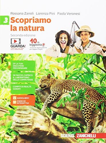 Scopriamo la natura. Per la Scuola media. Con aggiornamento online (Vol. 3)