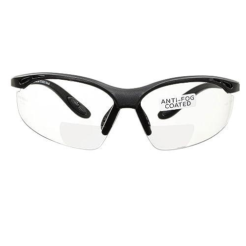 68d26a8cfe voltX 'CONSTRUCTOR' (TRANSPARENTE dioptría +1.5) Gafas de Seguridad de  Lectura BIFOCALES
