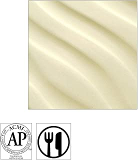 AMACO F Lead-Free Non-Toxic Glaze, 1 gal Plastic Jar, Clear Transparent F-10