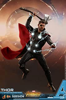 Hot Toys Marvel Avengers Infinity War Thor 1/6 Scale Action