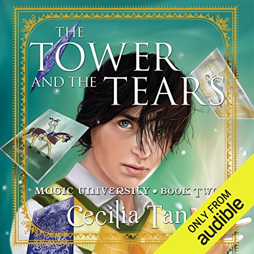 Couverture de The Tower and the Tears