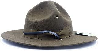 marine drill sergeant hat