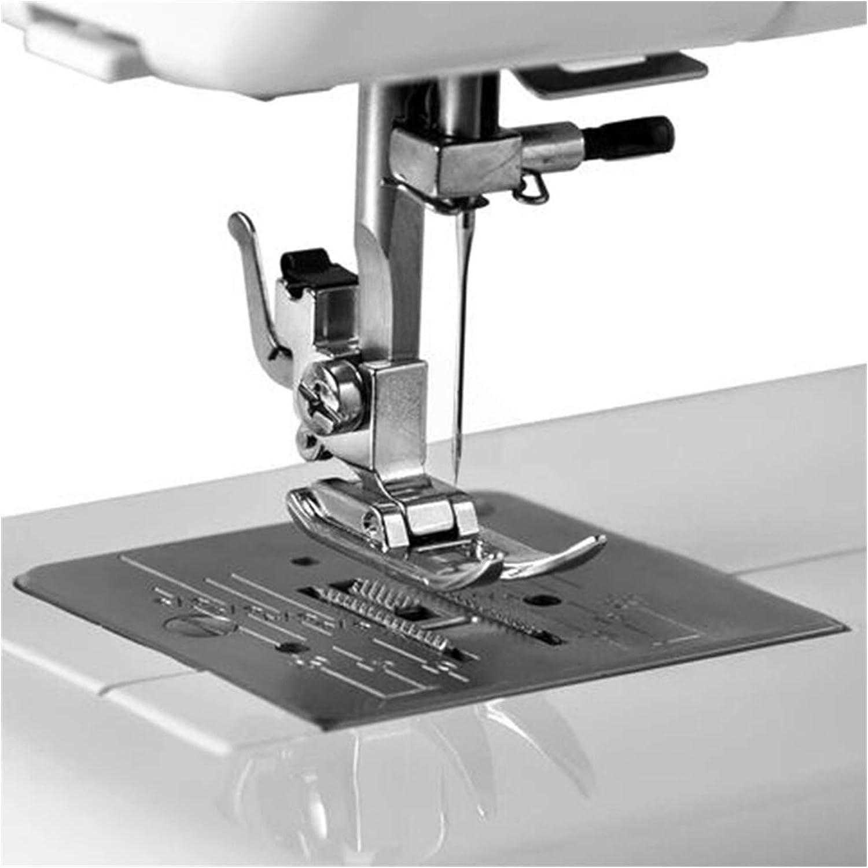 SHIZHI Sewing Machine Presser Foot Sliver Rolled Hem Curling ...