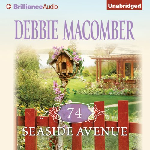 74 Seaside Avenue audiobook cover art
