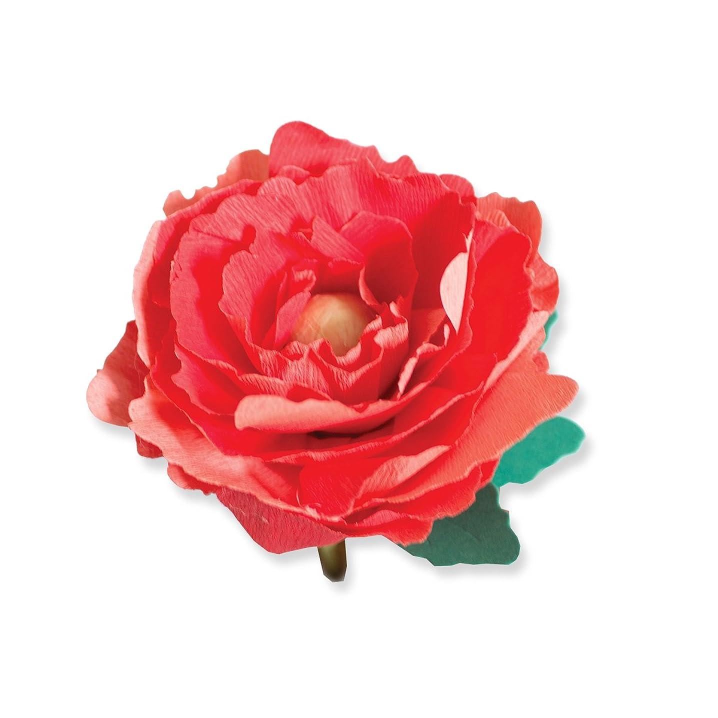 Spellbinders Ruffled Flowers Etched/Wafer Thin Dies