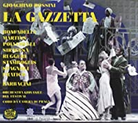 Rossini: La Gazzetta by Barbacini (2002-11-06)