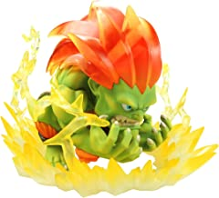 Big Boys Toys - TIER1 Street Fighter: TNC-05 Blanka PVC Figure, LED Light and Sounds, Authentic and Officially Licensed, Brand New