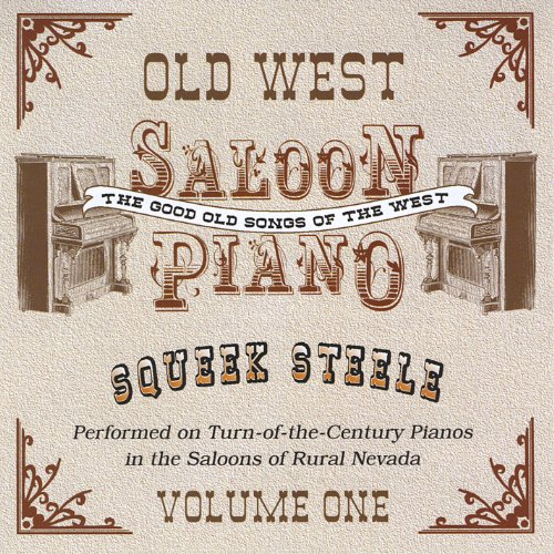 Vol.1-Old West Saloon Piano