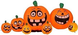 Halloween Airblown Inflatable 8.5 ft. wide Pumpkin Patch