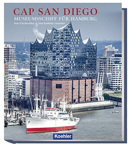 Cap San Diego - Museumsschiff für Hamburg