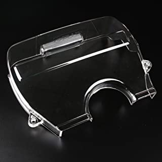 Vrracing Clear Cam Gear Timing Belt Cover Cam Pulley For TOYOTA MARK II JZX81/SUPRA JZA70/CRESTA JZX91 1JZ