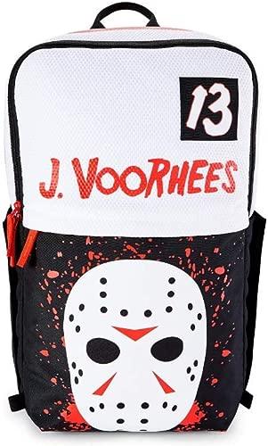 Jason Voorhees Backpack For Back to School Jason Bookbag