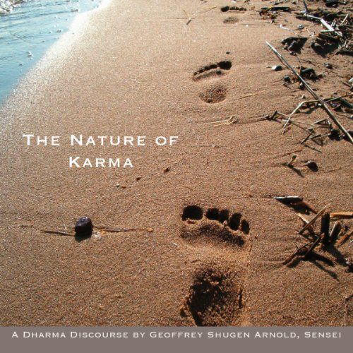 The Nature of Karma audiobook cover art