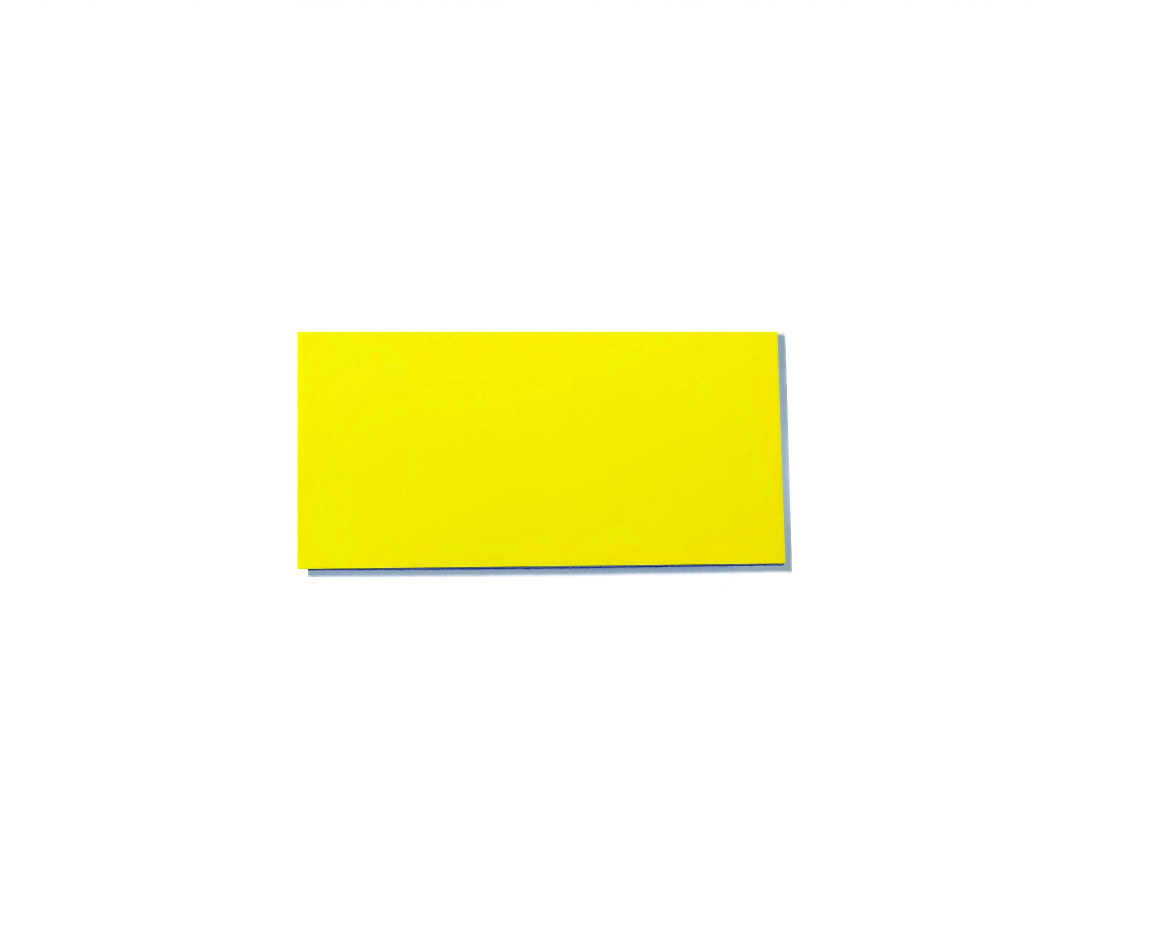 20 mil Write On//Wipe Off Black 25 Dry Erase Magnetic Shelf Labels 1 x 2