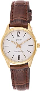 Casio Casual Watch Analog Display For Women Ltp-V005Gl-7Budf