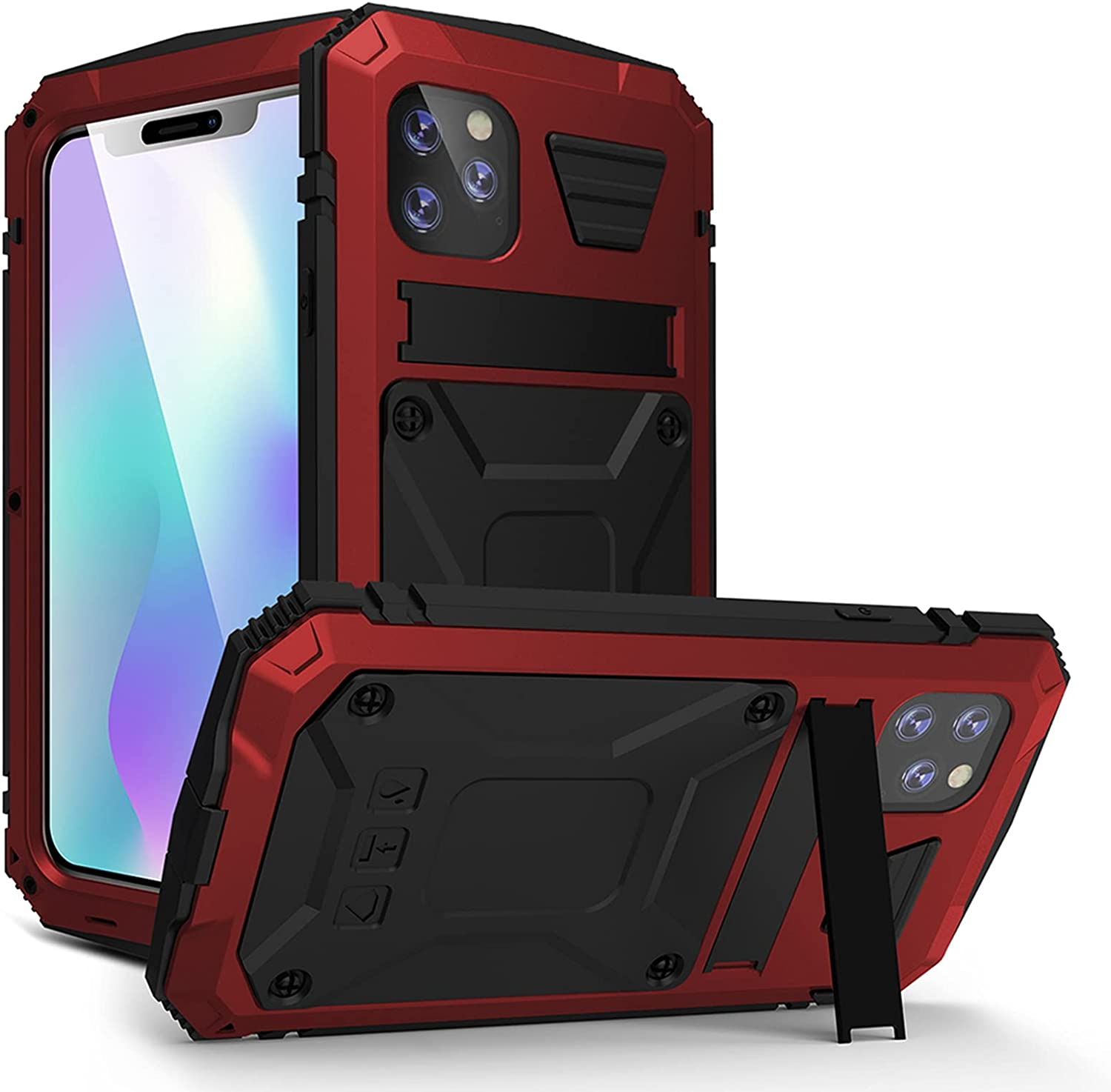 GUOYEDA Virginia Beach Mall Compatible with iPhone 11 Series S Case Body Full lowest price Metal