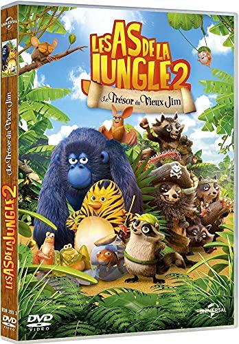 Les As de la Jungle 2-Le trésor du Vieux Jim